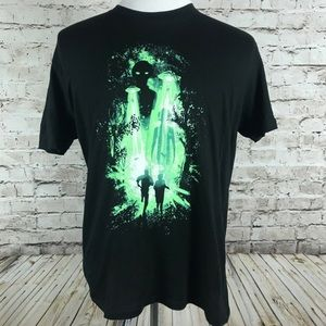The X-Files T-Shirt Size Large Short Sleeve